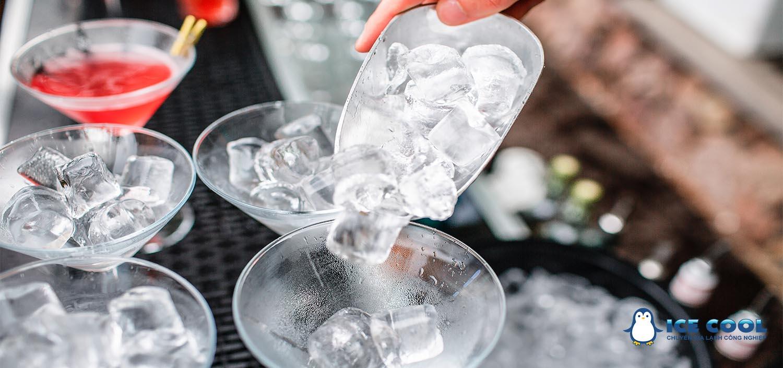 Nước đá tinh khiết ICE COOL